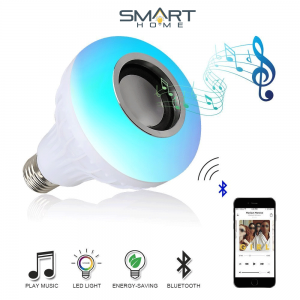 Nouveau produit en France - Smart-Home LED Music Bulb
