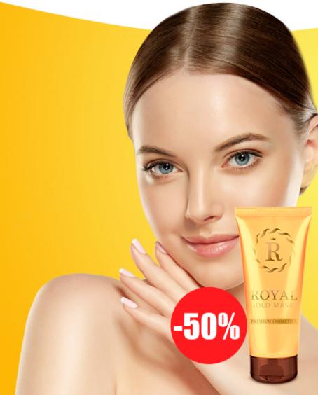 Ou Royal Gold Mask peut être acheté dans une pharmacie en France