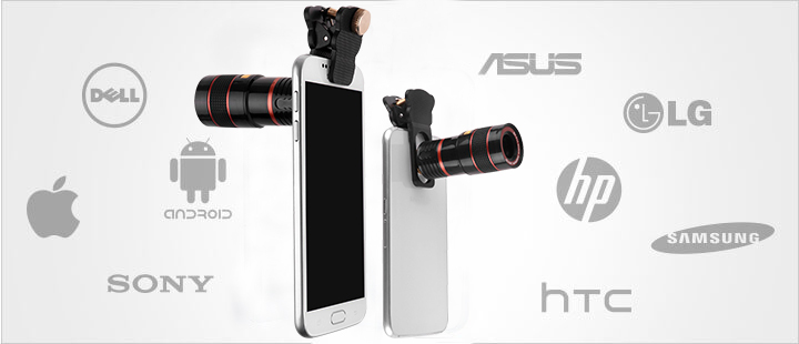 Flux hd zoom lens - commande sur Amazon
