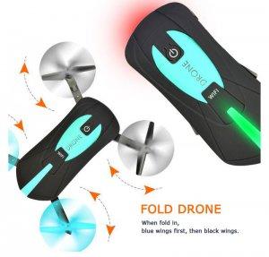 Selfie Drone 7S: les avantages et les inconvénients de l'appareil volant
