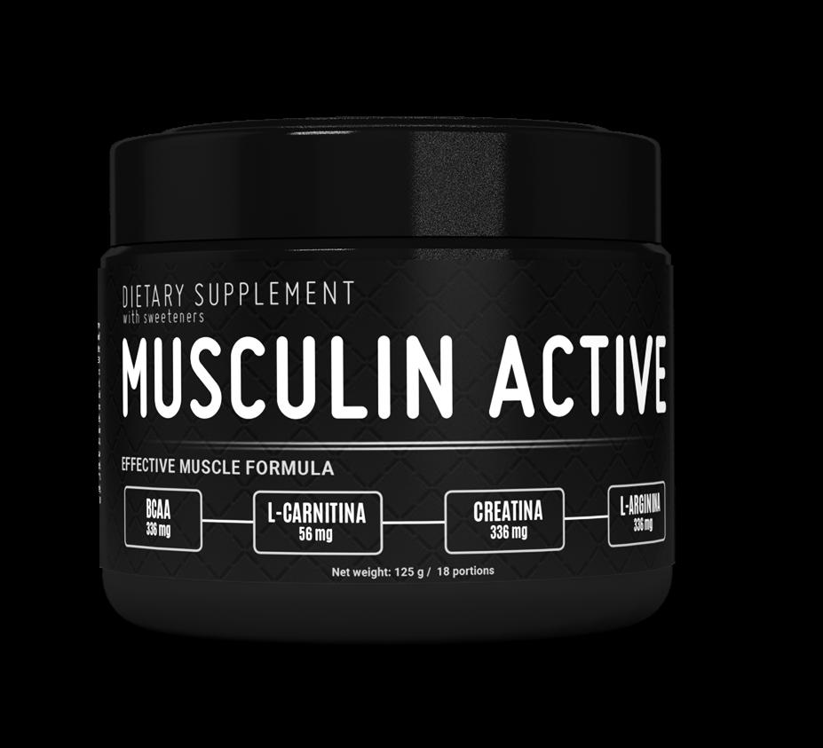 Musculin Active en France. Quels avis