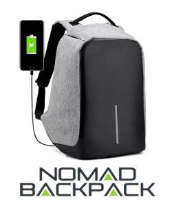 Nomad Backpack : Le sac à dos étanche pour ordinateur avec prise USB. Le prix, les avis, et la fonctionnalité. Où l'acheter? Sur Amazon, ou depuis le site internet du fabricant?