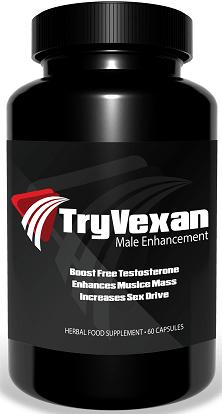 TryVexan : Un produit naturel avec des composants naturels
