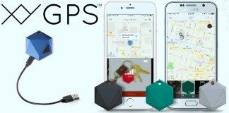XY GPS Tracker