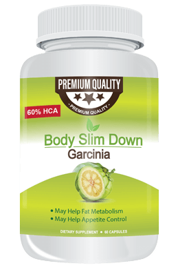 Body Slim Garcinia - la composition du produit