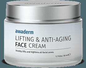 Quel est le prix Awaderm cream à la pharmacie