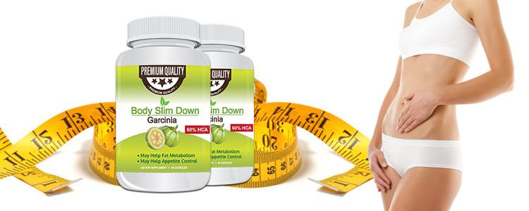 Quelles sont les doses de Body Slim Garcinia