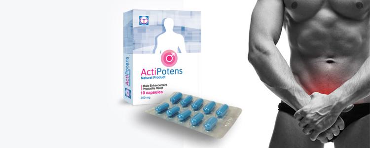 Les ingrédients d' ActiPotens prix. Ce qui rend le produit très bon?