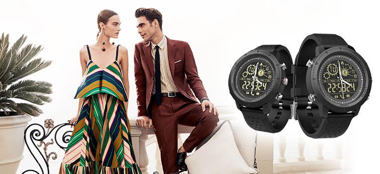 Tac25 SmartWatch: design et utilisation de la montre connectée