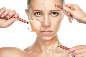 Produits qui soutiendront la peau saine et brillante