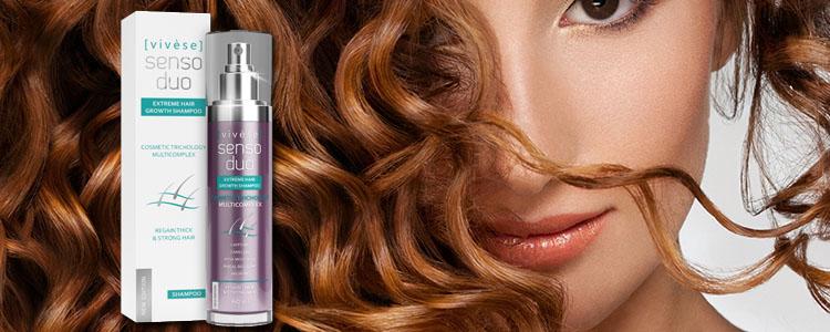 Quels sont les ingrédients de Vivese Senso Duo Shampoo?