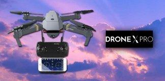 DroneX Pro - opinions, comment utiliser, fonctionnalités, où acheter, les révisions, les prix