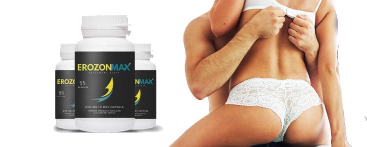 Erozon Max - meilleur effet, action, composants naturels