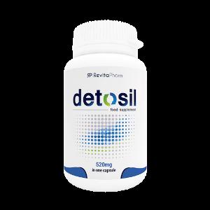 Detosil Parasite treatment - vous des toxines et des parasites, une fois et tous